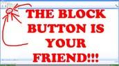 So block them