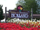 Downtown Holland