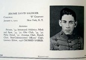 Holden and Salinger's School Years