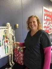 Welcome Nurse Sandie Dyke