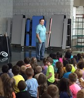 Cool Kids Assembly reinforces Character Traits!