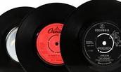 Records in stock