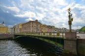 Pantelemonovskiy bridge
