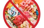 il ne faut pas manger trop des sucreries