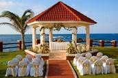 Attend a destination wedding