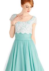 Breathtaking Belle in Mint