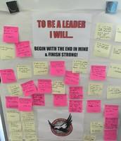 Leadership Commitments
