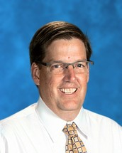 MIKE JORDAN, Center High School Principal