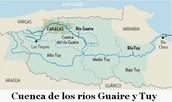 Cuenca de los ríos Guaire y Tuy