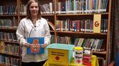Rebecca Sharp, Zilker Librarian