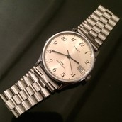 The Timex Watch from Big bucks ballard paper mill