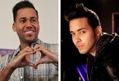 Romeo Santos vs. Prince Royce