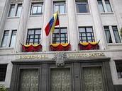 Edificio del Gobierno Del Distrito Capital