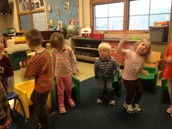 Dancing with our Friends!