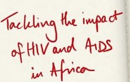 CARING ABOUT AIDS AND HIV