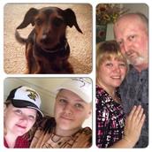 Kim Moore & Family