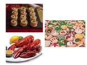 --Christmas menu--