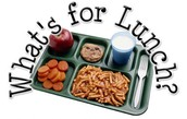 OCS April School Lunch Menu