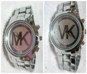Reloj Cuadrante MK