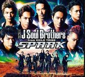 三代目 (sandaime)J soul brothers