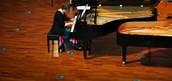 I Auditoriet på Konservatoriet i Porto