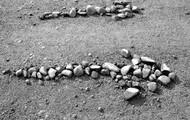 stone arrow