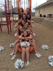 Cheerleader Involvement