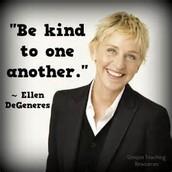 Rule : 1 Be Kind