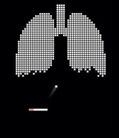 Beat up your own lungs.