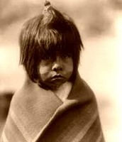 mohave indian child