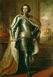Personality of Peter the Great