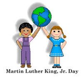 No Program for Martin Luther King, Jr Day
