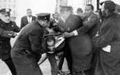 Malcolm X agression