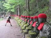 many buddhas