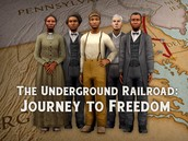 Underground Railroad Wax Museum - You're Invited!!