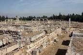 Ruins of Umayyad