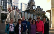 Charity Miles Walk in Vegas