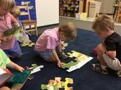 Group Puzzle...Teamwork!