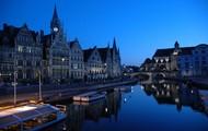 La nuit à Gand