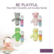 Scrubby Buddy & Bath Smoothie