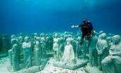 Cancun Underwate-r museum