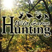 I love to go hunting