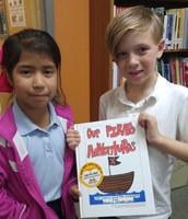 2nd grade class book