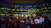 Romeo Santos' concert