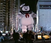 Stat-Puft Marshmallow Man