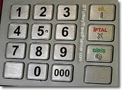 PIN NUMBERS