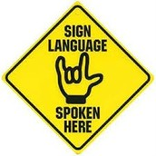 Free Sign Language Classes