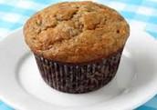 1 small muffin