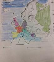 Europe study quiz
