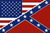 Northern/Southern Flags